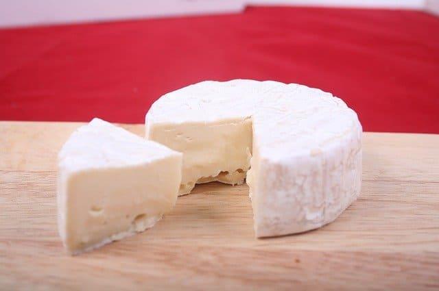 Preparación de queso casero