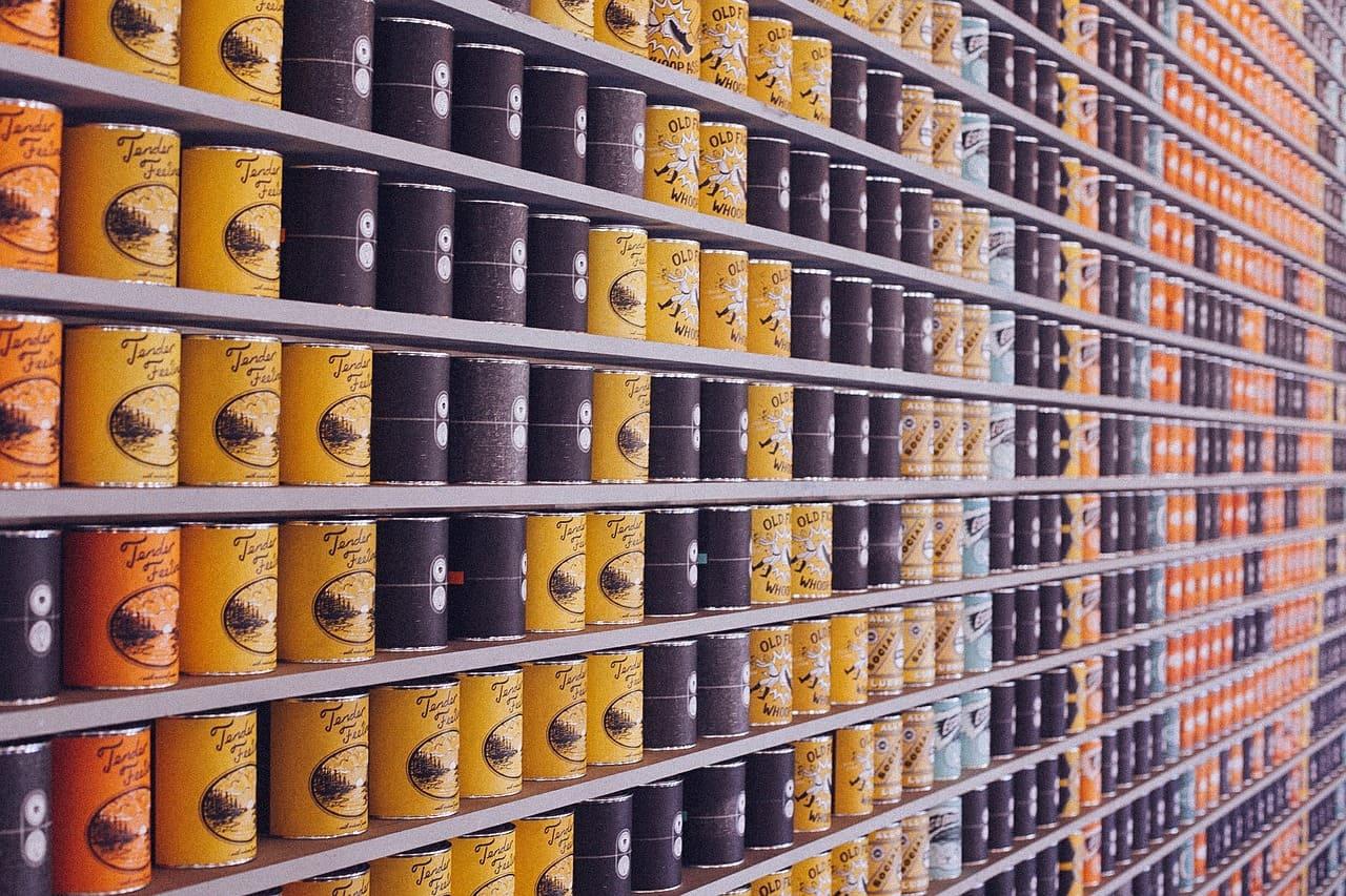 Alimentos y como conservarlos