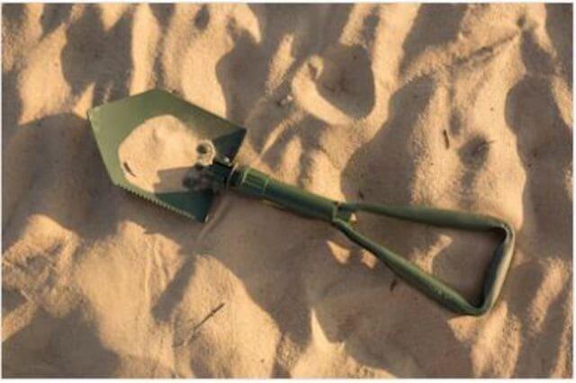 La Pala como herramienta fundamental para los Preparacionistas