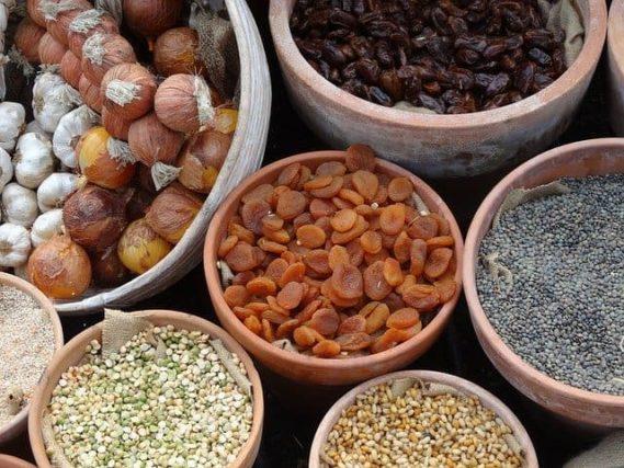 Beneficios de alimentos deshidratados