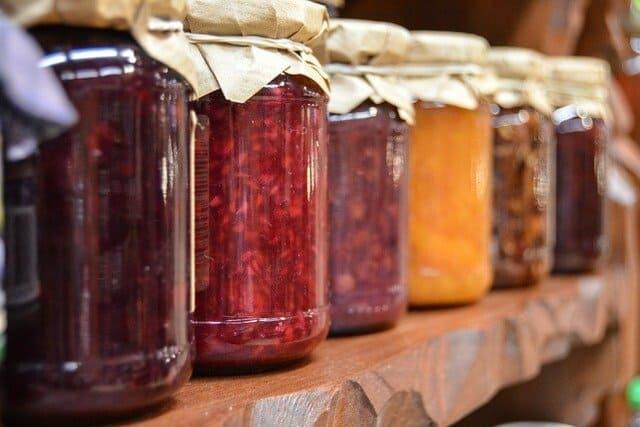 Formas de almacenar alimentos durante muchos años para la supervivencia