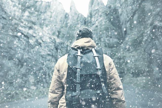¿Sabes cómo mantenerte caliente en  invierno?
